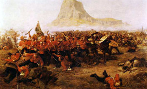 24th-foot-isandlwana-560 Credit www.britishbattles.com